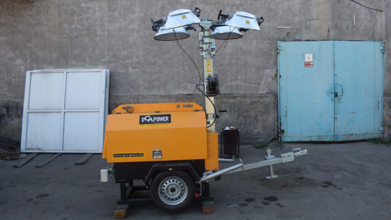 Новое поступление осветительных мачт PKM-4000HLT и PKM-4000MLT